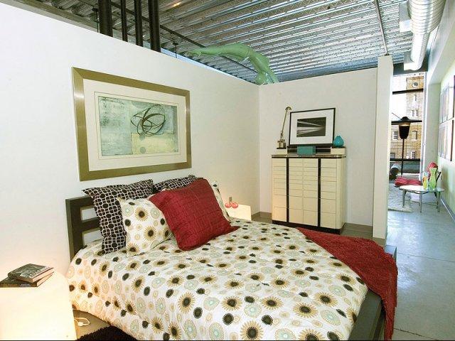 Loft 23 bedroom