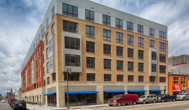 Axiom Apartment Homes building