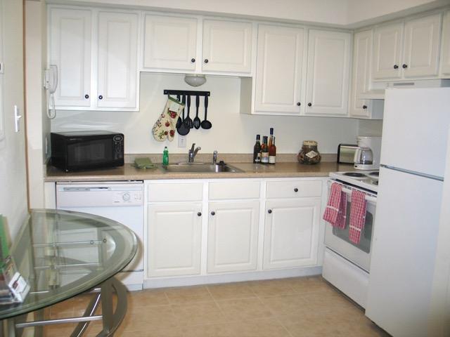 Beacon Village Apartments kitchen