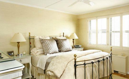 Charles River Park bedroom