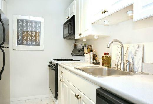 Charles River Park kitchen