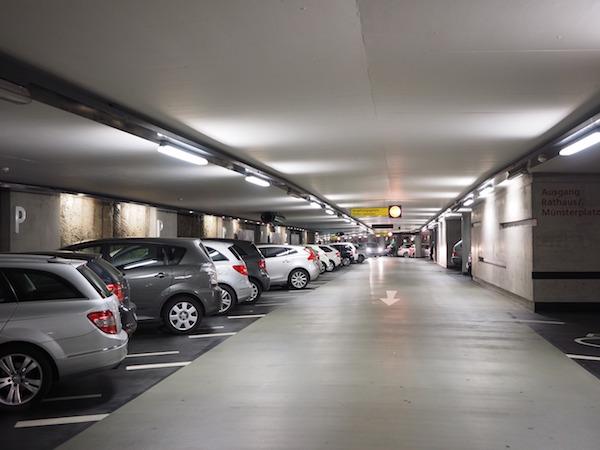 Boston parking spaces
