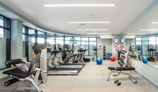 Fenway Diamond fitness center