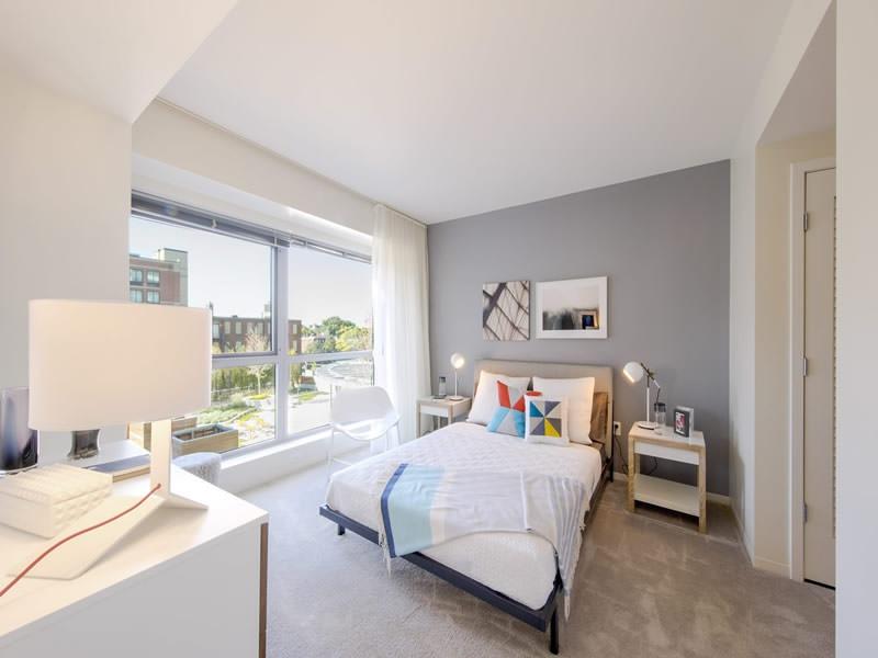 Zinc bedroom