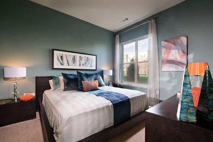 the chase bedroom