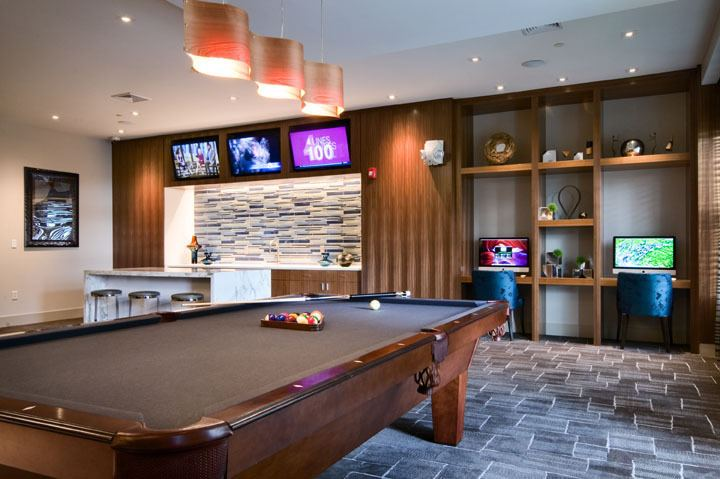 the chase pool table