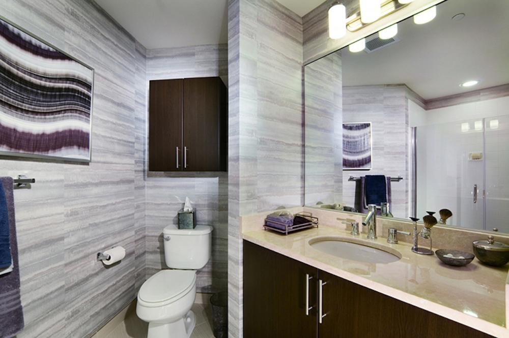 Portside at East Pier Bathroom