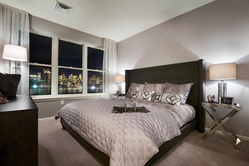 Portside at East Pier bedroom