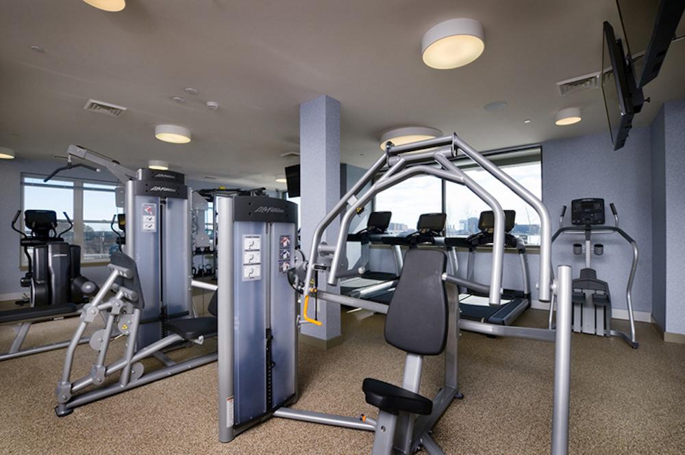 Portside at East Pier Fitness Center