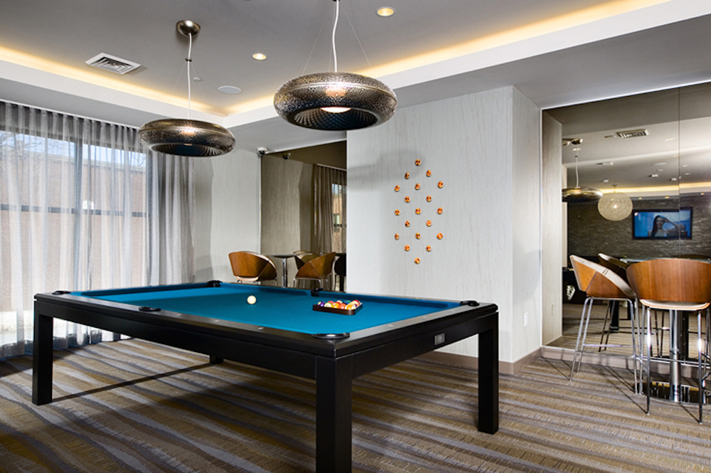 Portside at East Pier Pool Table