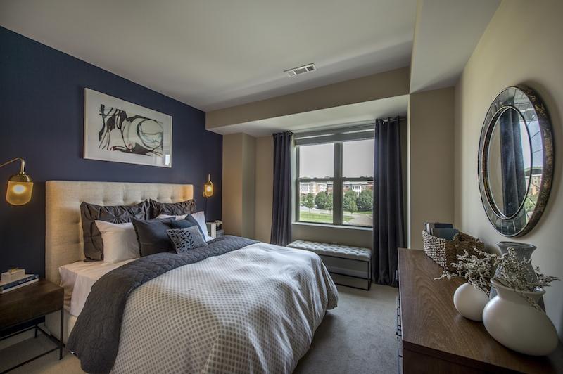 Quarrystone at Overlook Ridge bedroom