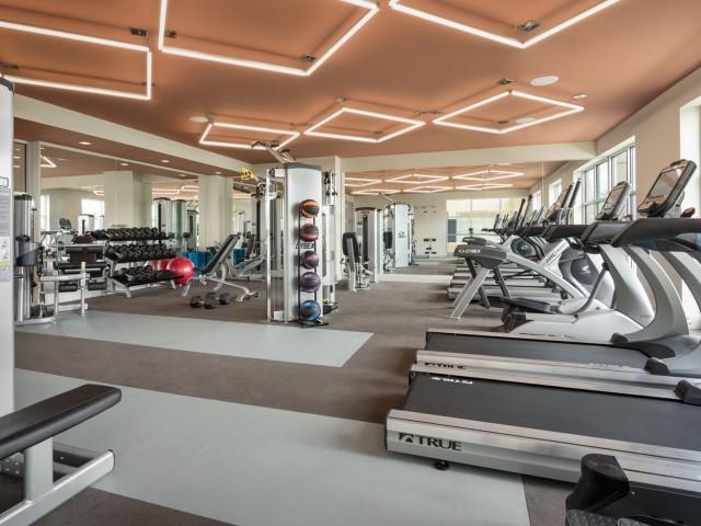 One North of Boston gym