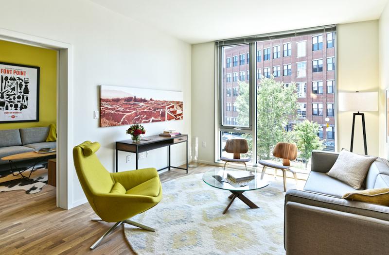 Girard living room
