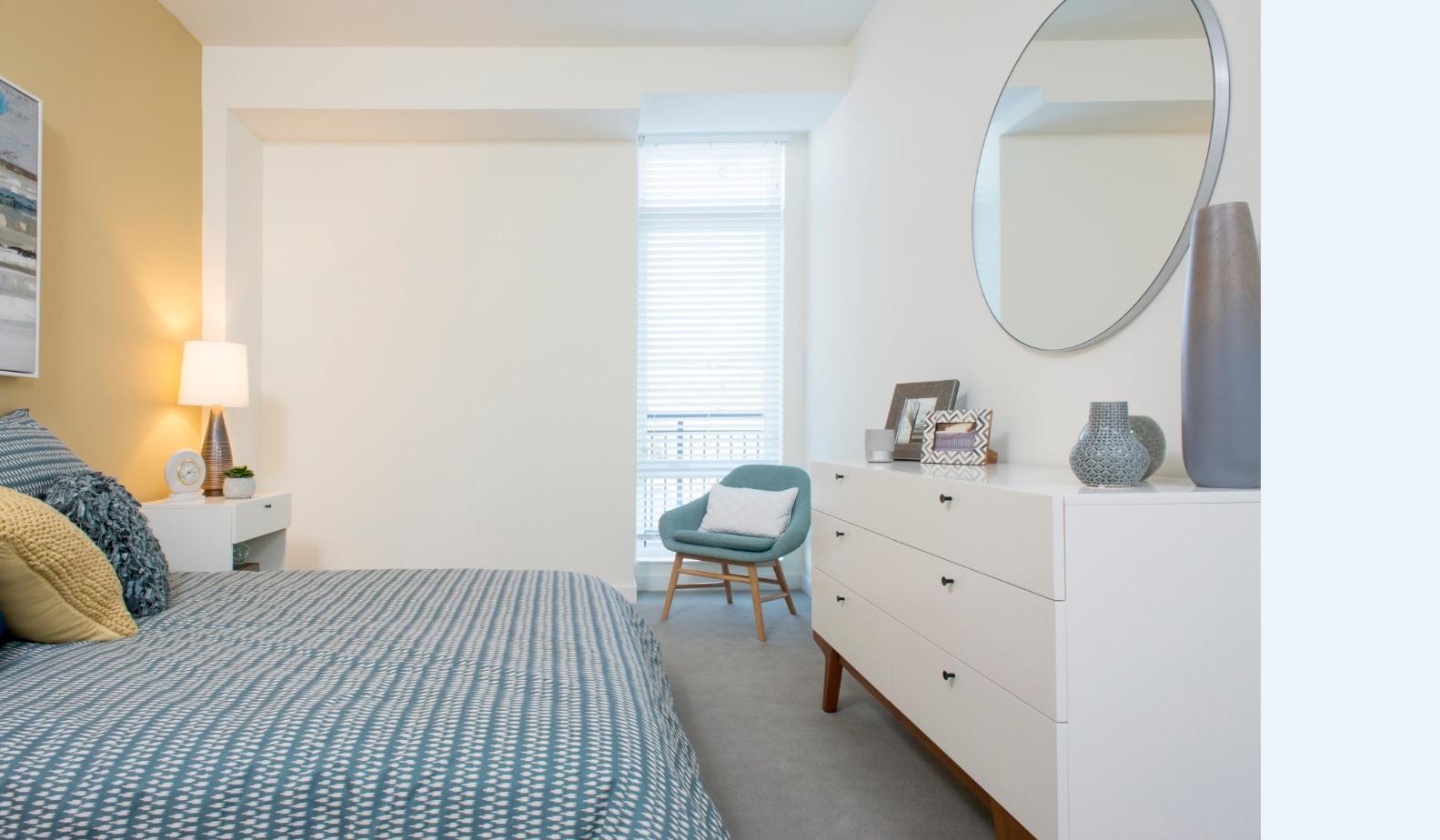 Hub 25 bedroom