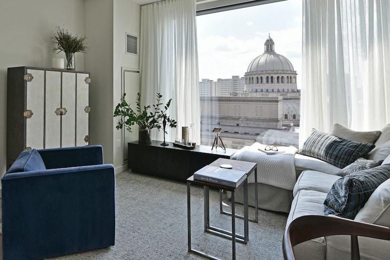 30 Dalton apartment