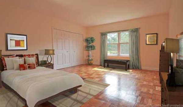 hancock village bedroom
