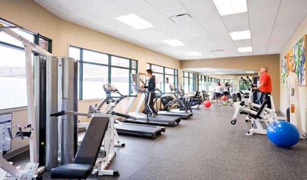 hancock village gym