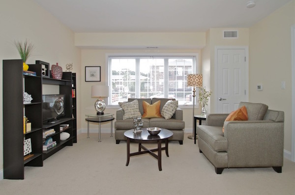 ridgecrest village living room