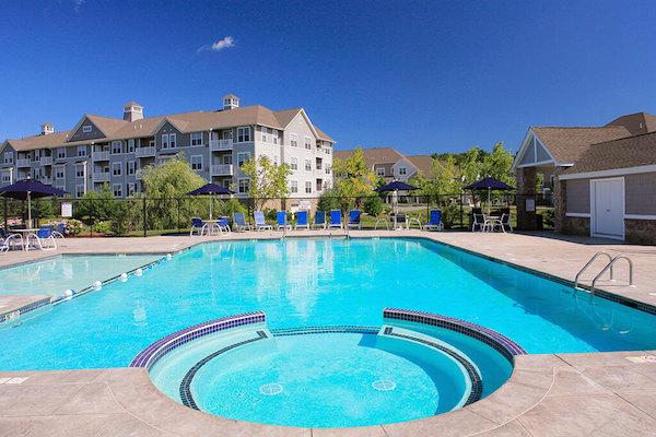 Arborpoint at Seven Springs Luxury apartments