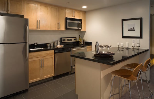watermark kendall east kitchen