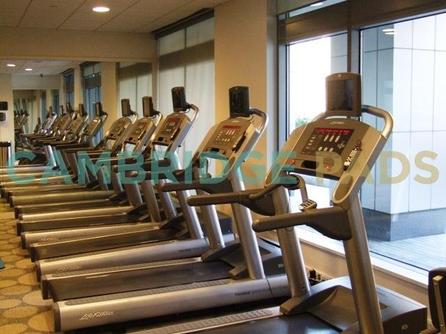 100 Landsdowne Fitness Center