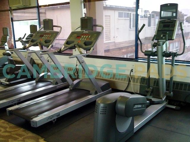 100 Memorial Drive Fitness Center