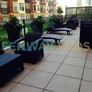 1330 Boylston Street Roof Lounge