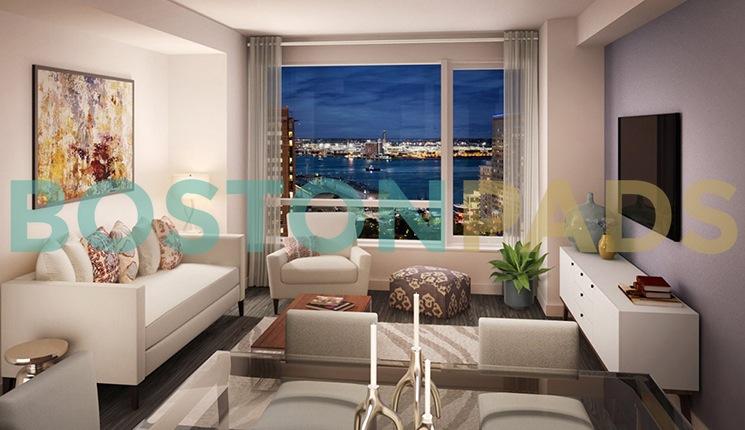Waterside Living Area