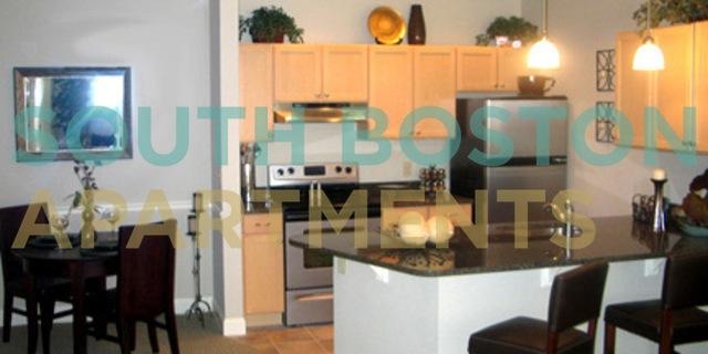 50 W Broadway open kitchen