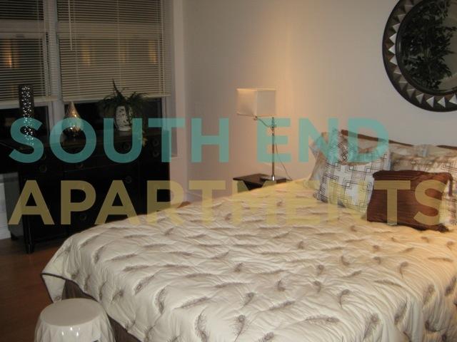 601 Albany bedroom