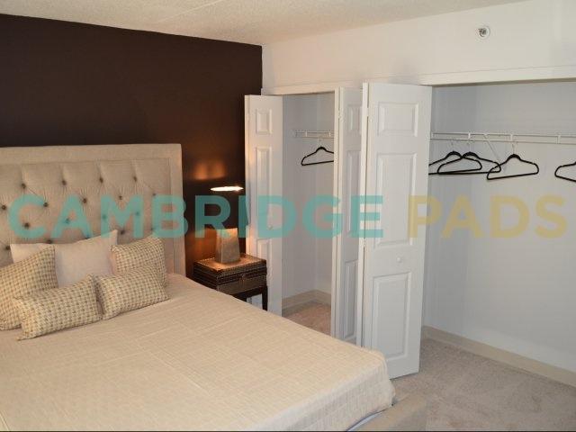 808 Memorial Drive bedroom