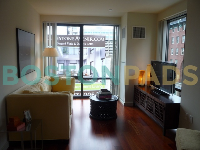 Archstone Avenir living room