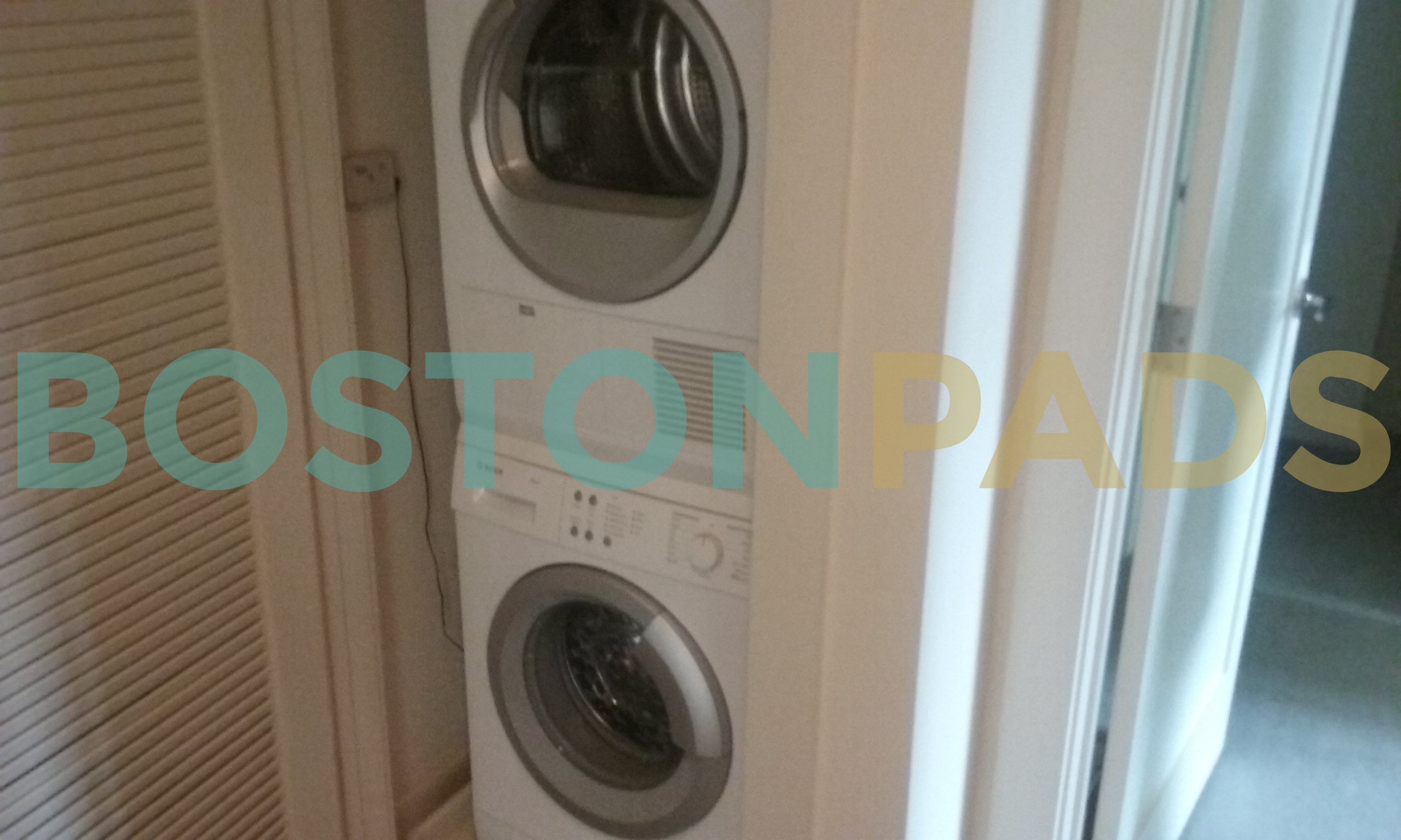 Archstone Avenir in unit laundry