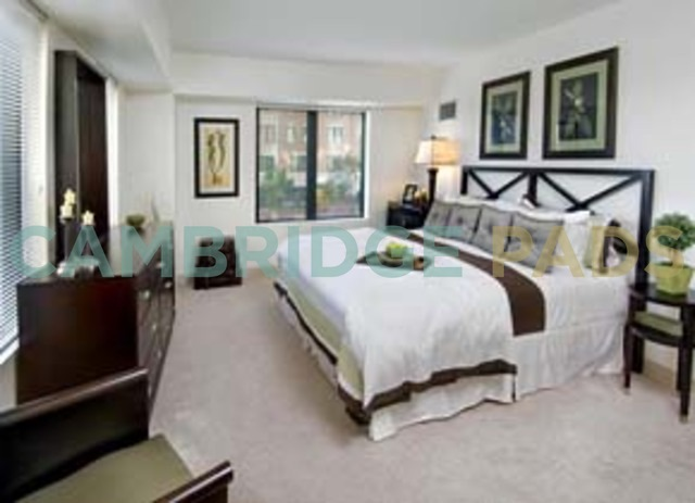 Cambridge Park bedroom