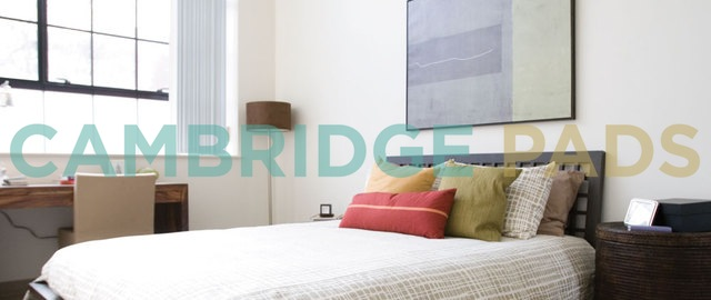 Lofts at Kendall Square bedroom