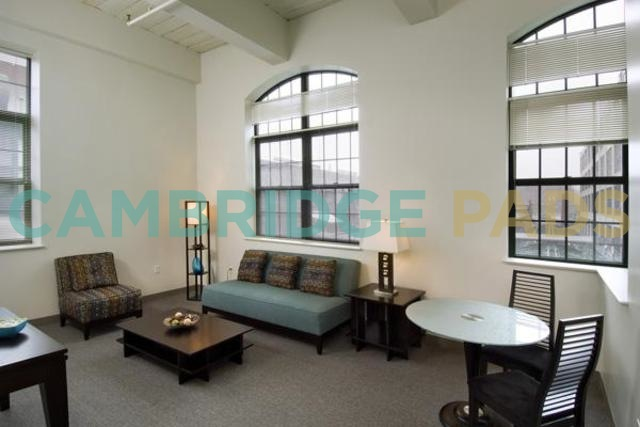 Lofts at Kendall Square club suite
