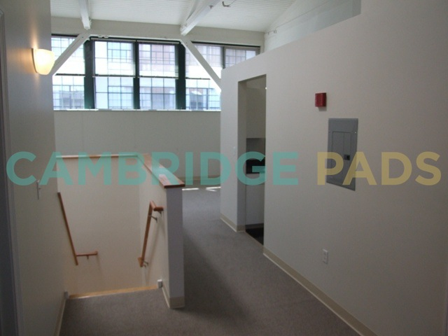 Lofts at Kendall Square duplex unit