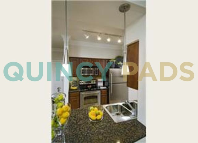 Quarry Hills Apartments kitchens