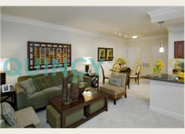 Quarry Hills Apartments living rooms