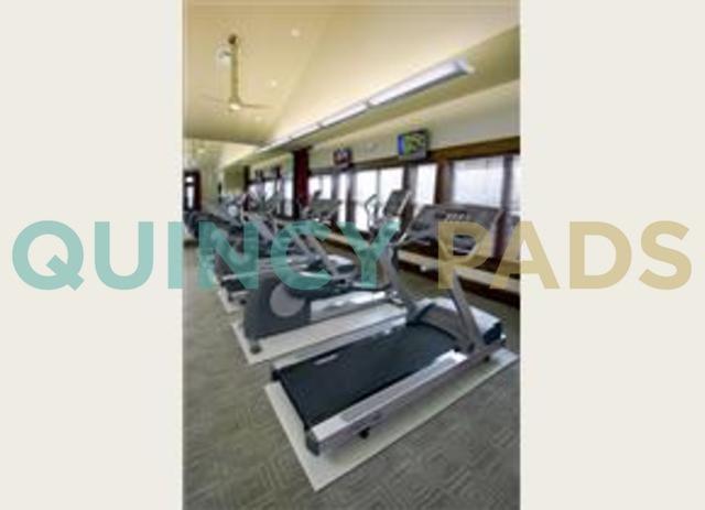 Quarry Hills Apartments fitness center