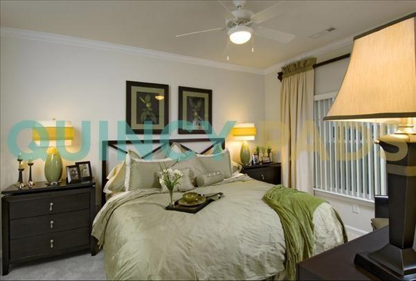 Quarry Hills Apartments bedroom