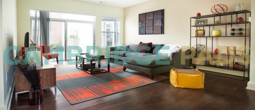 Atmark Cambridge living spaces