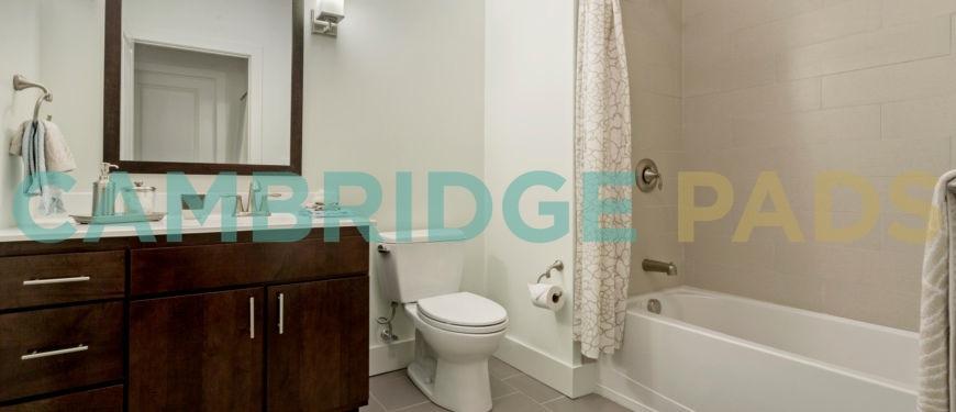 Atmark Cambridge bathroom