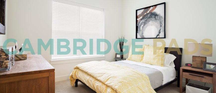 Atmark Cambridge bedroom