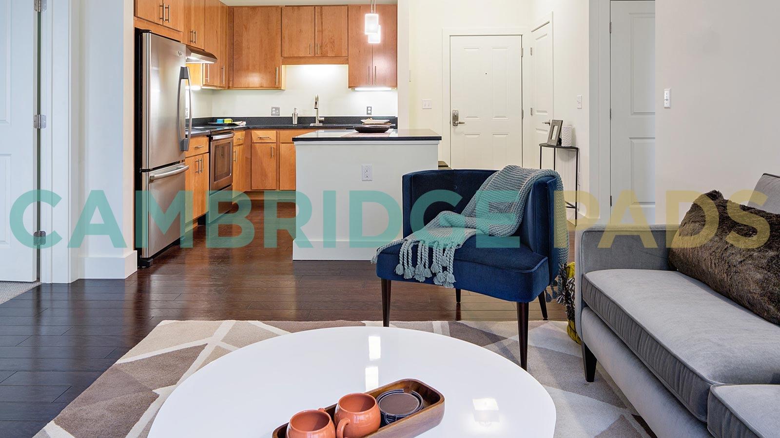 Atmark Cambridge living space
