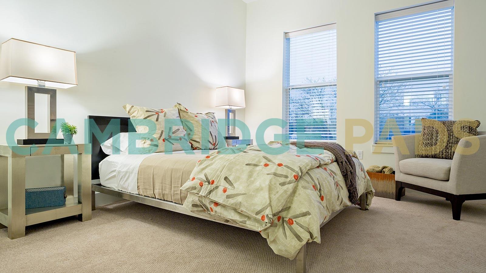 Atmark Cambridge bedrooms