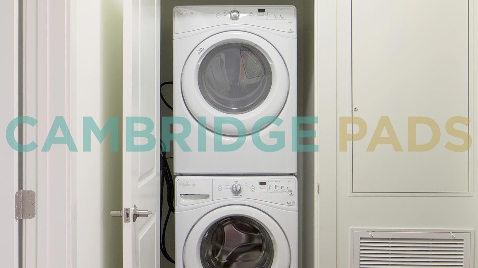 Atmark Cambridge laundry