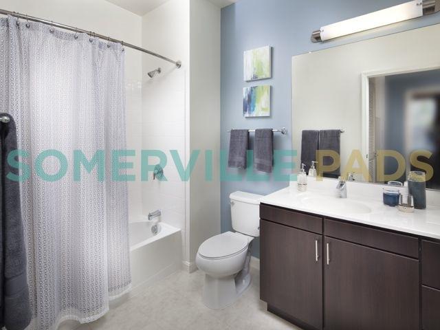 AVA Somerville Bathroom