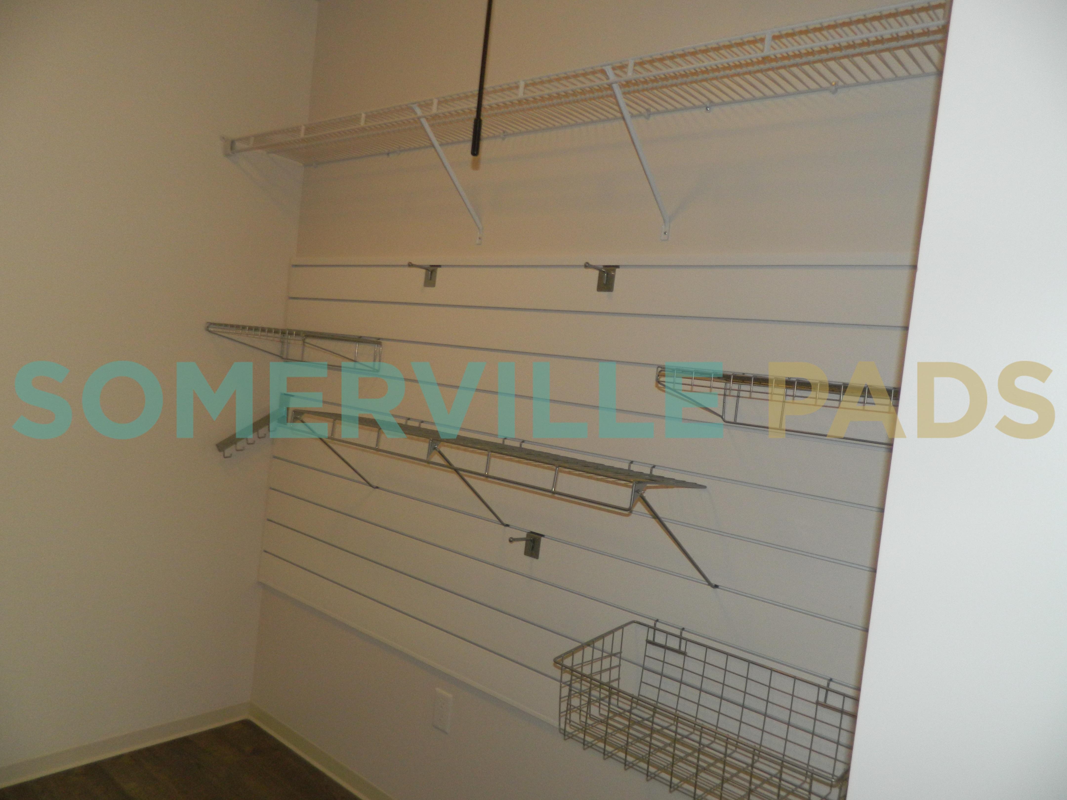 AVA Somerville Generous Closets