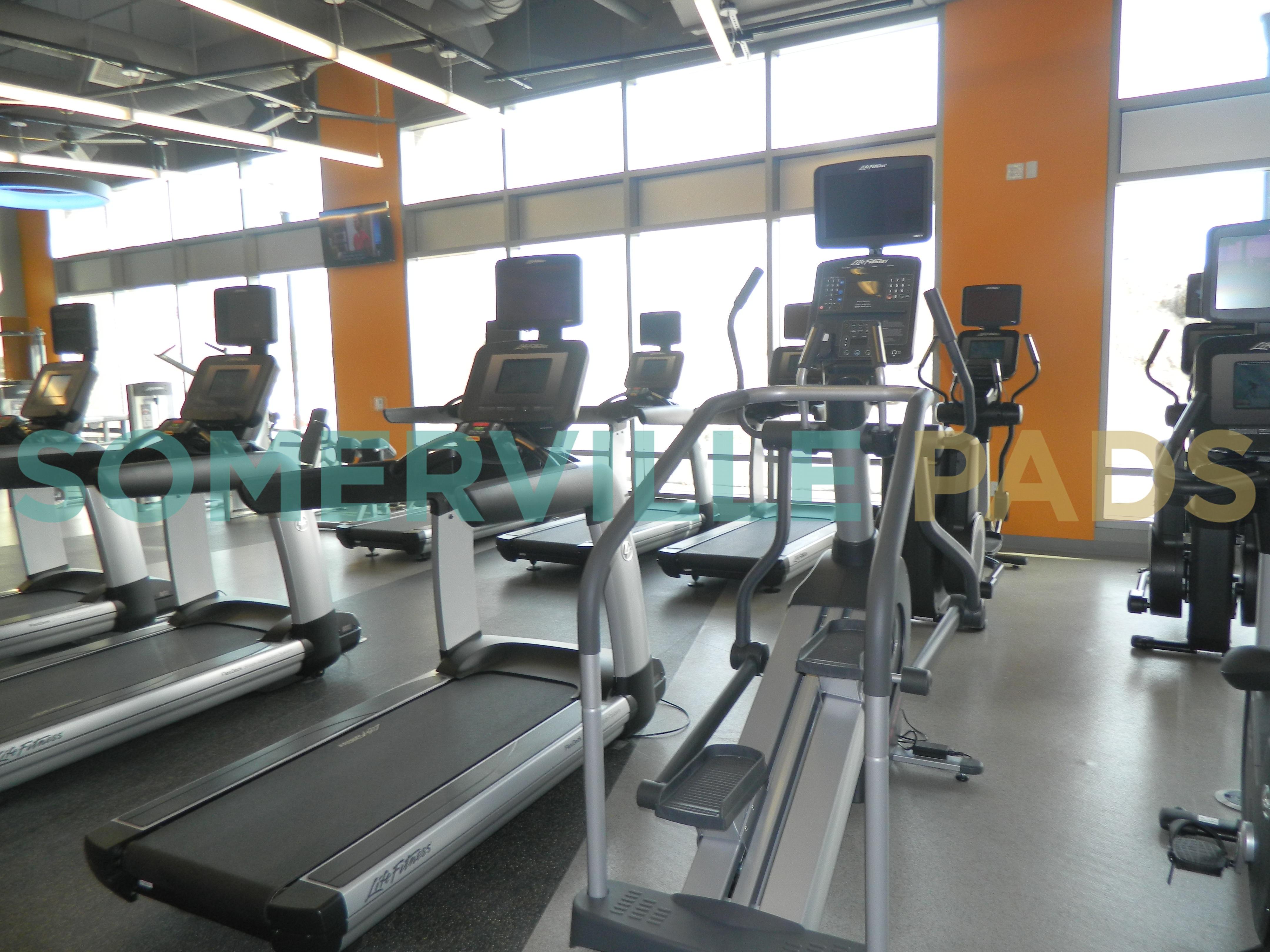 AVA Somerville Fitness Center